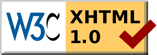 w3c valid