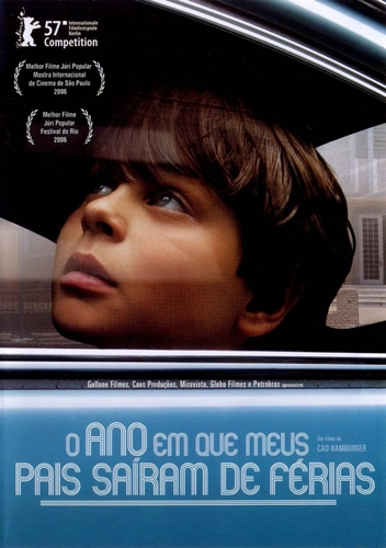 Poster do filme O Ano em que Meus Pais Saíram de Férias