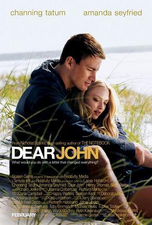 Querido John Blu-ray Torrent Dublado