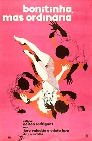 Poster do filme Bonitinha, Mas Ordinária