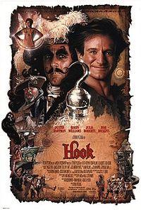Poster do filme Hook: A Volta do Capitão Gancho