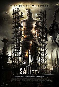 Poster do filme Jogos Mortais - O Final