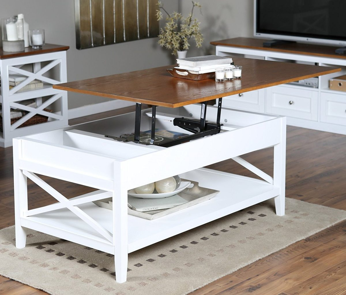 Fullsize Of Lift Top Table