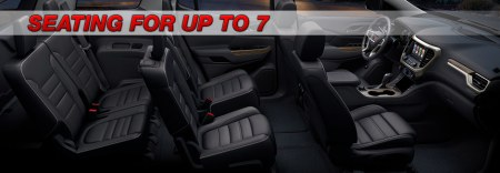 2017 Gmc Acadia Seating Capacity   Motavera com Gmc Acadia Seats How Many Brokehome