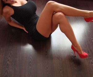 Who Doesn't Like Girls In High Heels?