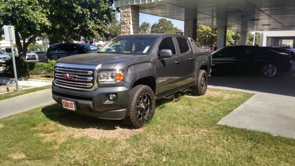 Canyon Trailboss   Pics    Chevy Colorado   GMC Canyon Sent from my XT1060 using Tapatalk