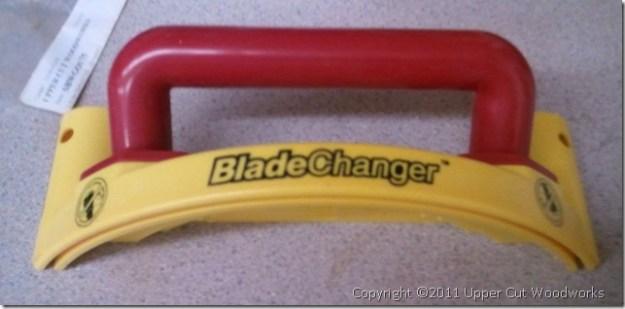 Miles Craft blade changer. $5.