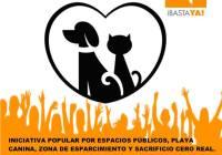 DESARROLLO DE LA MANIFESTACION DEL 6 DE ABRIL A FAVOR DE LOS ANIMALES
