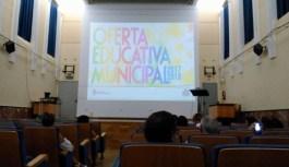 UPROCANES Y PASION 4DOGS EN LA PRESENTACIÓN DE LA OFERTA EDUCATIVA MUNICIPAL