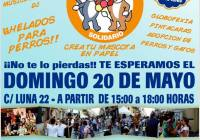 UPROCANES PARTICIPA EN LA TERCERA EDICIÓN DEL ANIMAHELADO SOLIDARIO