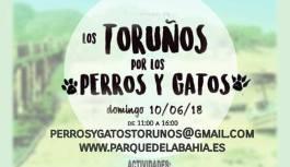 I JORNADA de Los Toruños POR LOS PERROS Y LOS GATOS