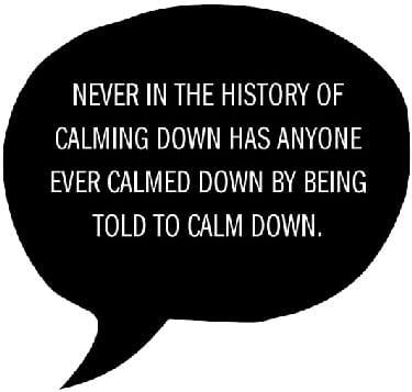 calmdown