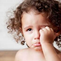 A importancia de deixarmos que as crianças se sintam tristes