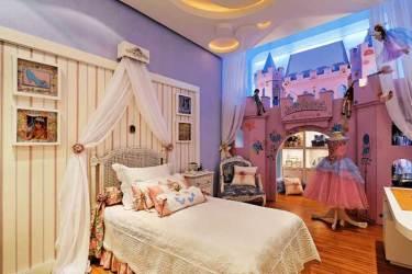castelo de princesa