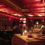 Club A interior
