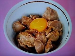 平野レミRの法則砂肝とりペーストサンド肝っ玉漬け食べればナゲット