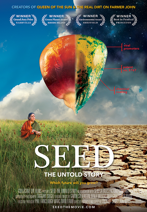 SEED: The Untold Story movie poster