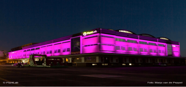 PlantLab's Headquarters and R&D Center in 's-Hertogenbosch, Netherlands