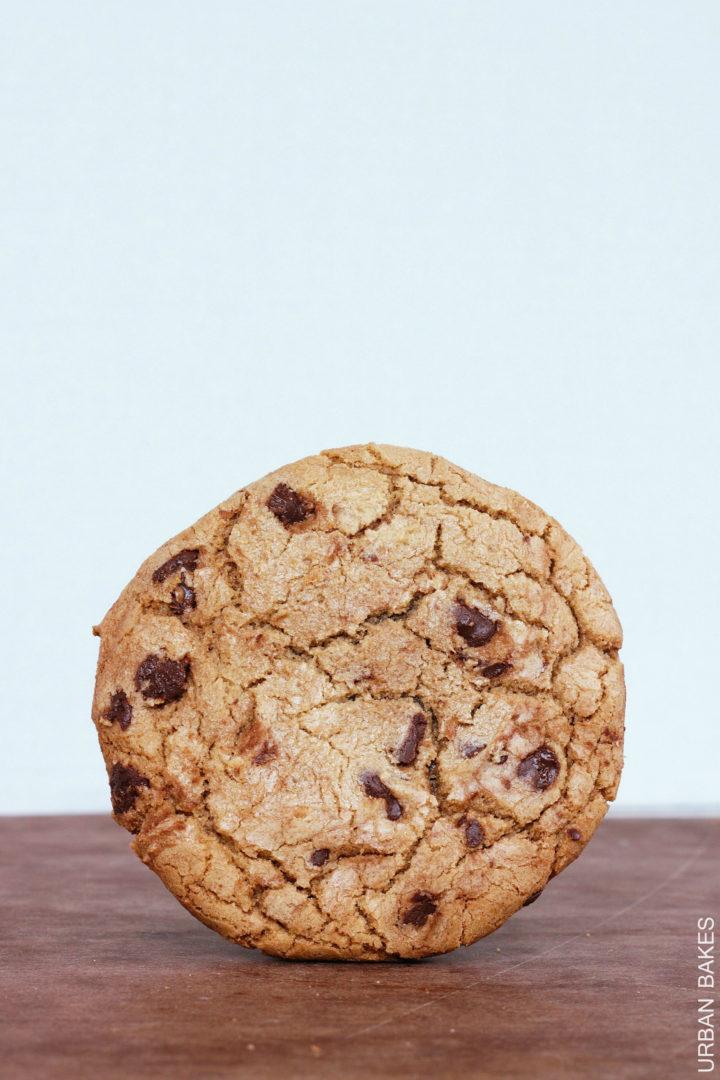 URBAN BAKES - Edible Chocolate Chip Cookie Dough Sandwich ...
