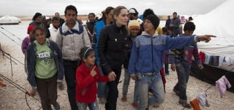 Angelina Jolie: We're Not Doing Enough to Help Syria, Iraq Refugees