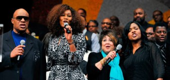 Legendary Send-Off for Andrae Crouch Memorial (Photos)