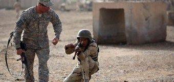 First U.S. Troops Head to Middle East to Train Syrian Fighters