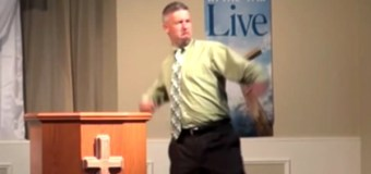 New Jersey Pastor Claims to Have Punched a 'Smart Aleck' Kid for Not Taking the Lord Seriously (Video)