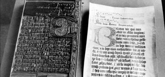 Princeton University Receives Famed 1455 Gutenberg Bible