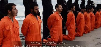 ISIS Video Shows Mass Execution of 21 Captured Egyptian Christians In Libya