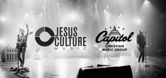Jesus Culture Music Enters Partnership With Capitol CMG