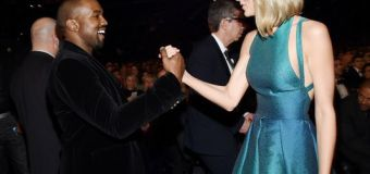 Kanye West, Taylor Swift Are Making Music Together
