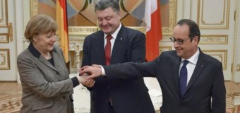 New Ukraine Peace Push Launched