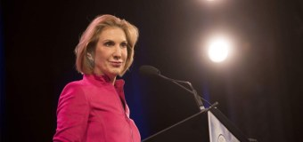 Liberals Don't Believe Everyone Has God-Given Gifts, Carly Fiorina Says