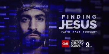 """CNN's """"Finding Jesus"""" Debuts at No. 1 In Cable News"""