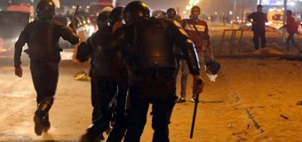 At Least 25 People Killed In Riots Over Soccer Match In Egypt
