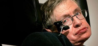 Astrophysicist Stephen Hawking Says Humanity's 'Aggression Could Destroy Us All'