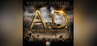 """Integrity to Release Worship Album Inspired by """"A.D."""" Series"""