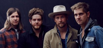 NEEDTOBREATHE Offers Backyard Concert for Charity