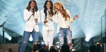Destiny's Child Gives Surprise Performance at Stellar Gospel Music Awards