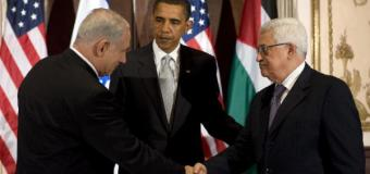 John Kerry Reiterates Obama's 'Commitment' to Two-State Solution for Israel, Palestine