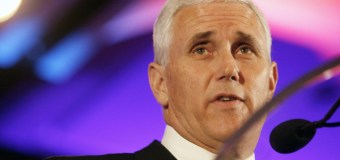 Indiana Governor Signs Bill Allowing Businesses to Deny Services to Homosexuals