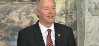 Arkansas Governor Asks for Changes to 'Religious Freedom' Bill Before Signing