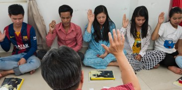 The 'Tidal Wave' of Chinese Christians