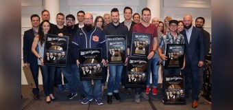 Big Daddy Weave Honored for Four Straight No. 1 Hits During K-LOVE Fan Awards