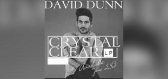 """BEC's David Dunn to Release Full-Length """"Crystal Clear"""" June 23"""