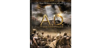 """""""A.D. The Bible Continues"""" Comes Home on Blu-ray and DVD November 3"""