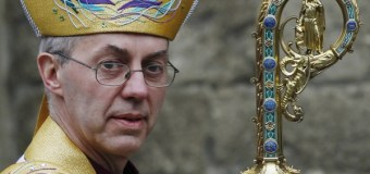 Anglican Archbishop Justin Welby Discovers His Dad Was Churchill's Secretary