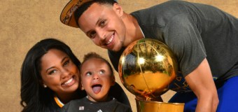Steph and Ayesha Curry Welcome 2nd Baby Girl, Ryan Carson Curry