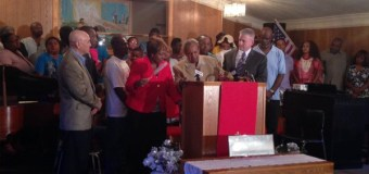 Black Churches In Houston Fight to Keep City from Taking Their Property (Video)