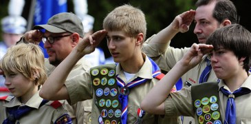 Mormons to Keep Ties With Boy Scouts Despite Organization's Change on Gay Leaders